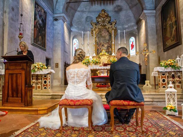 Il matrimonio di Paolo e Elena a Torre de' Picenardi, Cremona 23