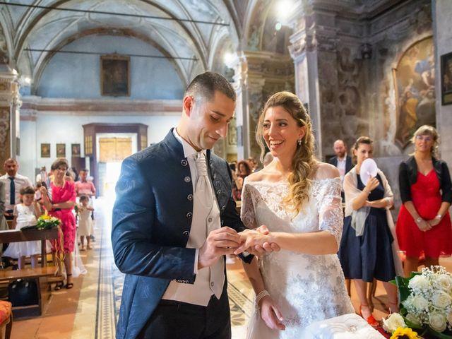 Il matrimonio di Paolo e Elena a Torre de' Picenardi, Cremona 26