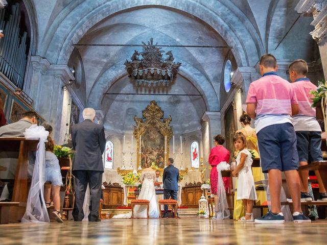 Il matrimonio di Paolo e Elena a Torre de' Picenardi, Cremona 27