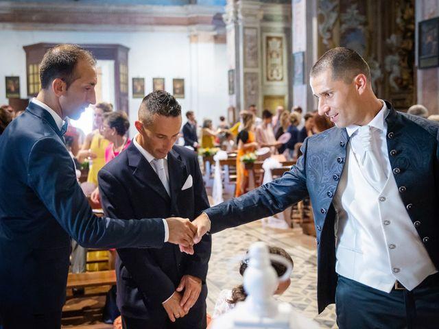 Il matrimonio di Paolo e Elena a Torre de' Picenardi, Cremona 28