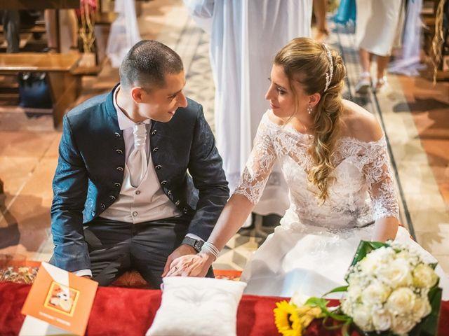 Il matrimonio di Paolo e Elena a Torre de' Picenardi, Cremona 29
