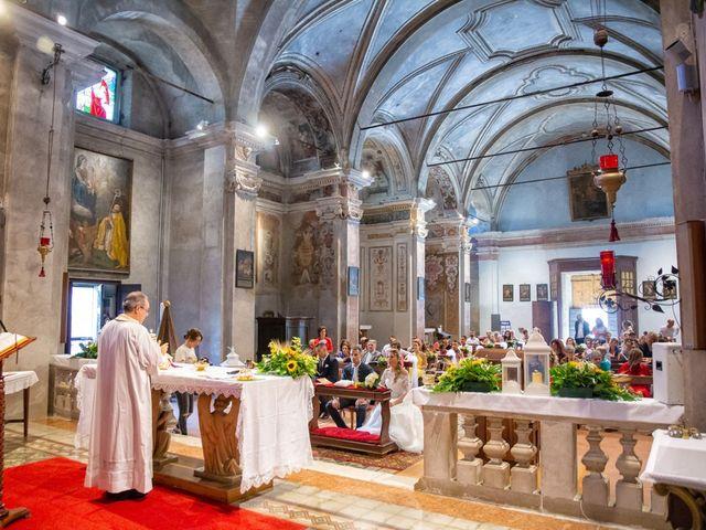 Il matrimonio di Paolo e Elena a Torre de' Picenardi, Cremona 30