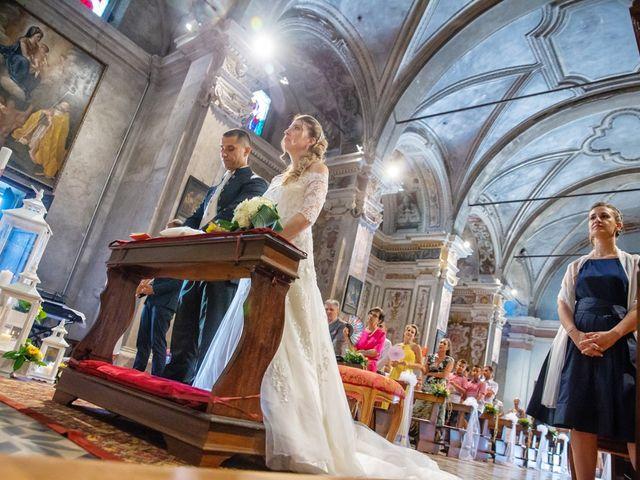 Il matrimonio di Paolo e Elena a Torre de' Picenardi, Cremona 31