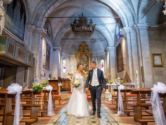 Il matrimonio di Paolo e Elena a Torre de' Picenardi, Cremona 32
