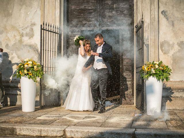 Il matrimonio di Paolo e Elena a Torre de' Picenardi, Cremona 34