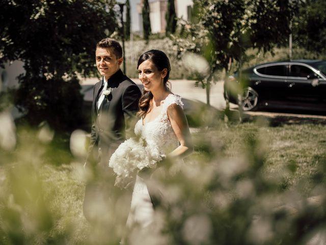 Il matrimonio di Rocco e Valentina a Fisciano, Salerno 10