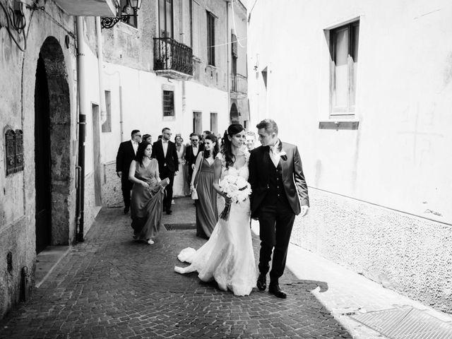 Il matrimonio di Rocco e Valentina a Fisciano, Salerno 11