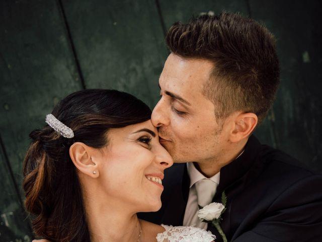 Il matrimonio di Rocco e Valentina a Fisciano, Salerno 12