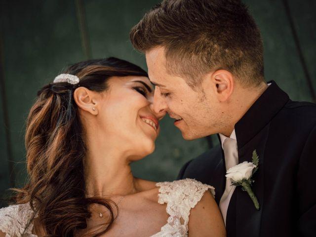 Il matrimonio di Rocco e Valentina a Fisciano, Salerno 13