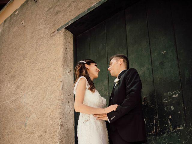 Il matrimonio di Rocco e Valentina a Fisciano, Salerno 14