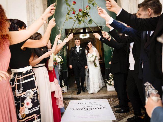Il matrimonio di Rocco e Valentina a Fisciano, Salerno 16