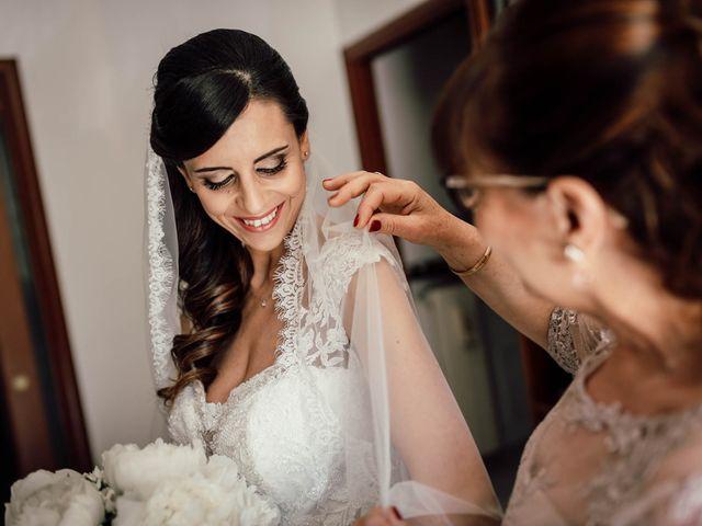 Il matrimonio di Rocco e Valentina a Fisciano, Salerno 17