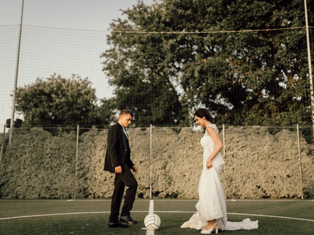 Il matrimonio di Rocco e Valentina a Fisciano, Salerno 31