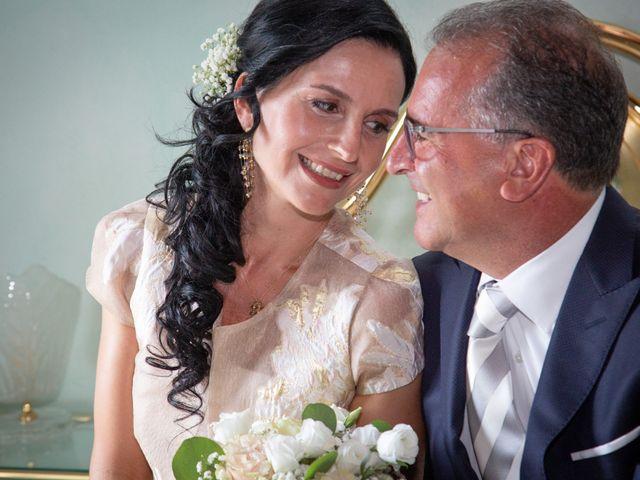Il matrimonio di Vito e Paola a Cisano Bergamasco, Bergamo 9