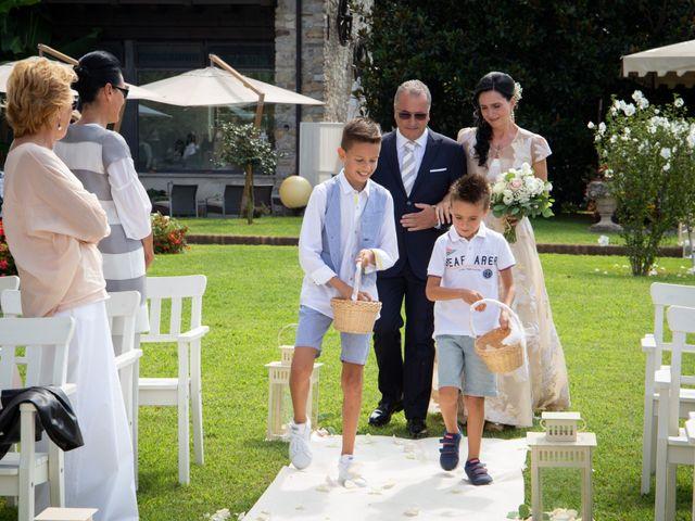Il matrimonio di Vito e Paola a Cisano Bergamasco, Bergamo 16