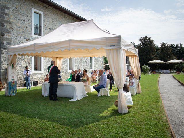 Il matrimonio di Vito e Paola a Cisano Bergamasco, Bergamo 28