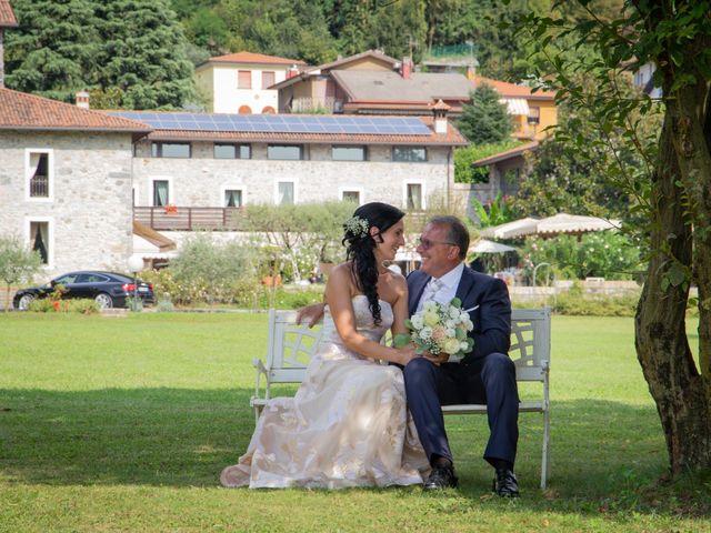 Il matrimonio di Vito e Paola a Cisano Bergamasco, Bergamo 41