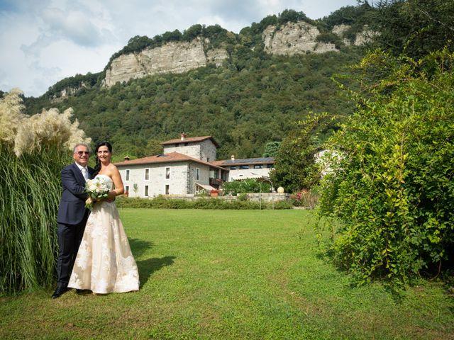 Il matrimonio di Vito e Paola a Cisano Bergamasco, Bergamo 46