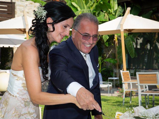 Il matrimonio di Vito e Paola a Cisano Bergamasco, Bergamo 50