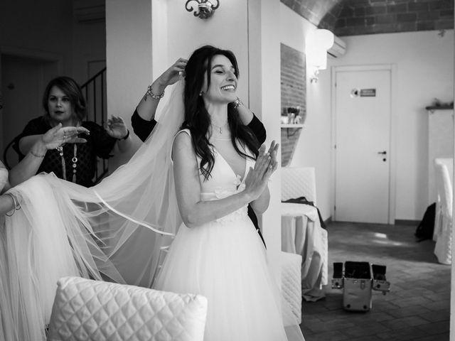 Il matrimonio di Alberto e Valentina a Pisa, Pisa 7