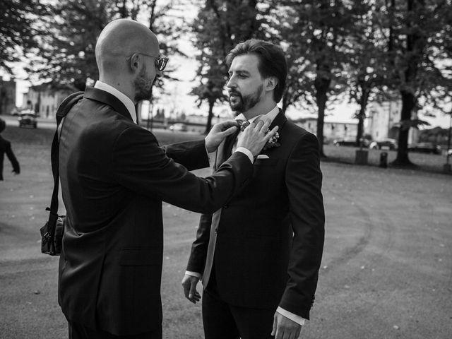 Il matrimonio di Alberto e Valentina a Pisa, Pisa 10