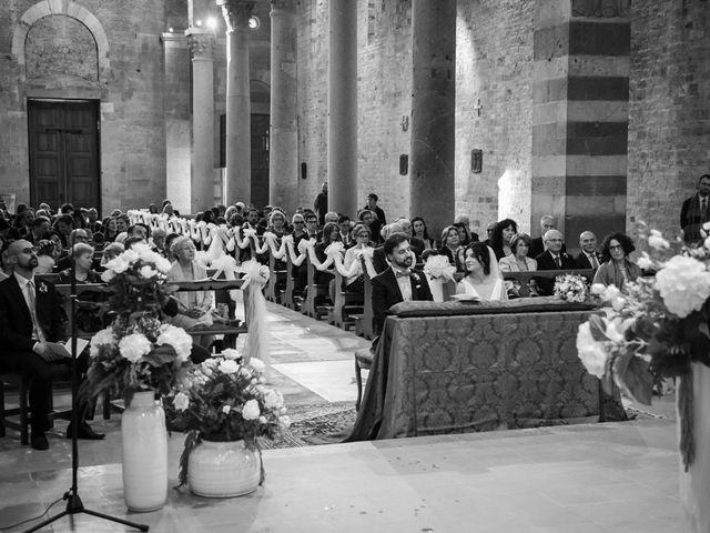 Il matrimonio di Alberto e Valentina a Pisa, Pisa 17