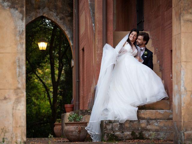 Il matrimonio di Alberto e Valentina a Pisa, Pisa 1