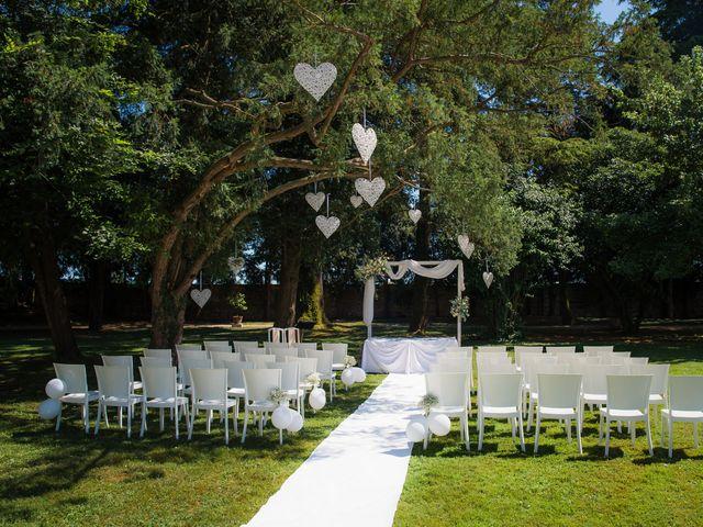 Il matrimonio di Jacobus e Barbara a Treviso, Treviso 5