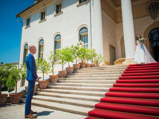 Il matrimonio di Jacobus e Barbara a Treviso, Treviso 25