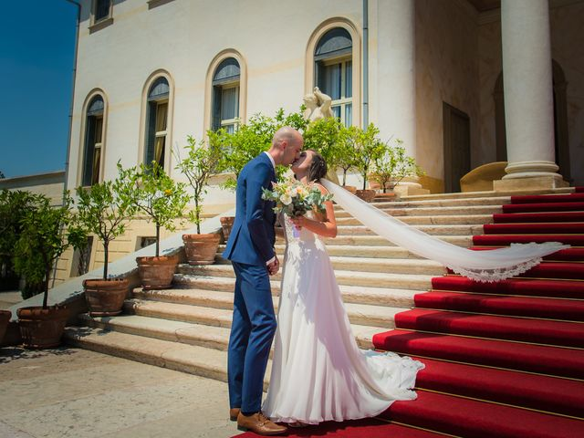 Il matrimonio di Jacobus e Barbara a Treviso, Treviso 26