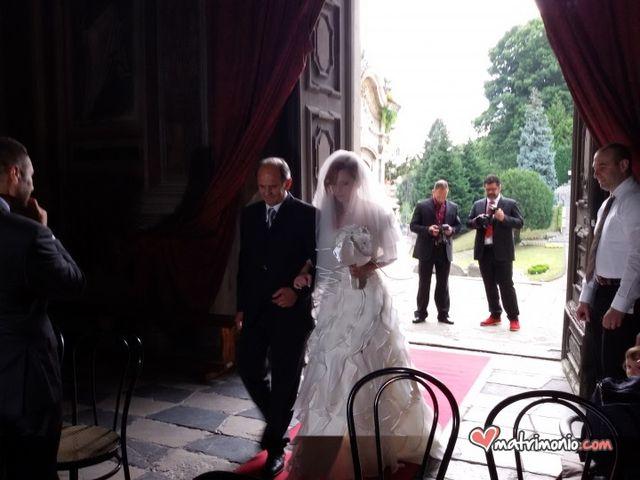 Il matrimonio di Andrea e Romina a Meda, Monza e Brianza 6