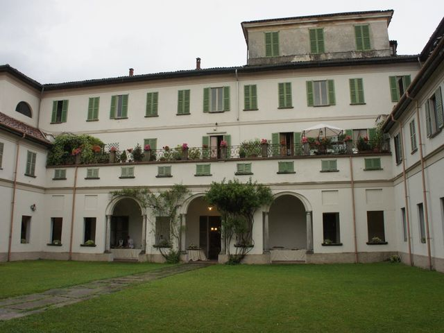 Il matrimonio di Andrea e Romina a Meda, Monza e Brianza 8