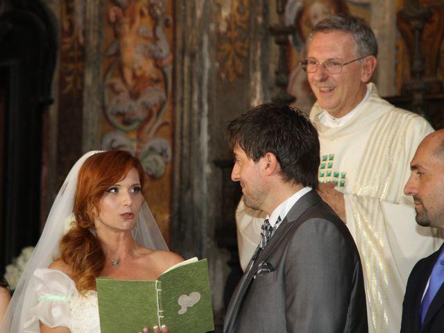 Il matrimonio di Andrea e Romina a Meda, Monza e Brianza 1