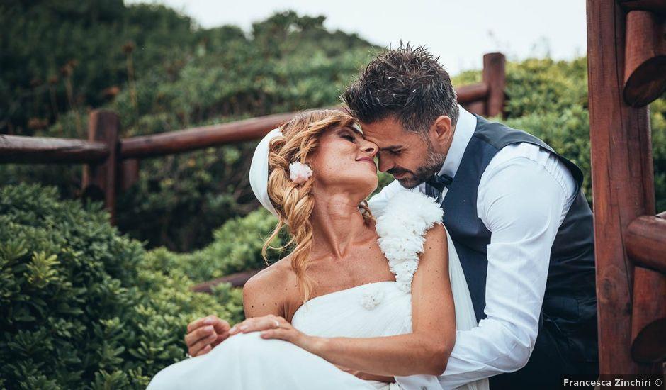 Il matrimonio di Giuseppe e Gloria a Alghero, Sassari