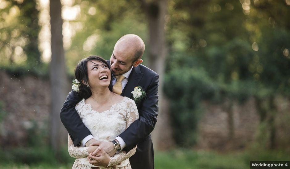 Il matrimonio di Eugenio e Monika a Cassano d'Adda, Milano