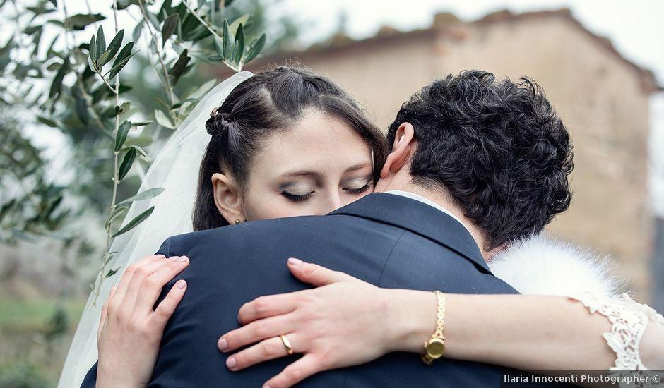 Il matrimonio di Emanuele e Corinna a Pistoia, Pistoia