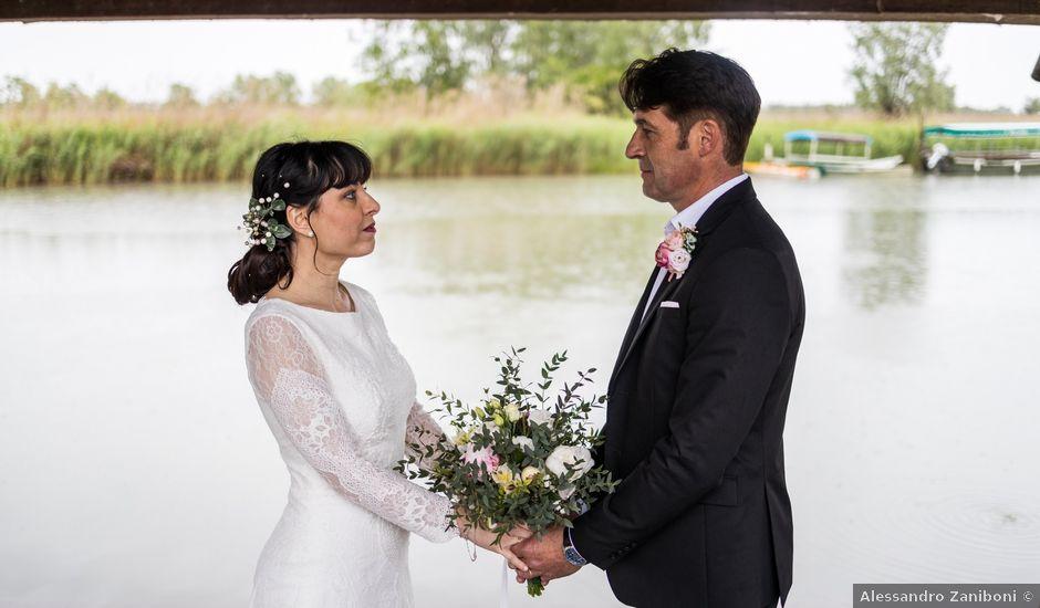 Il matrimonio di Paolo e Roxana a Rodigo, Mantova