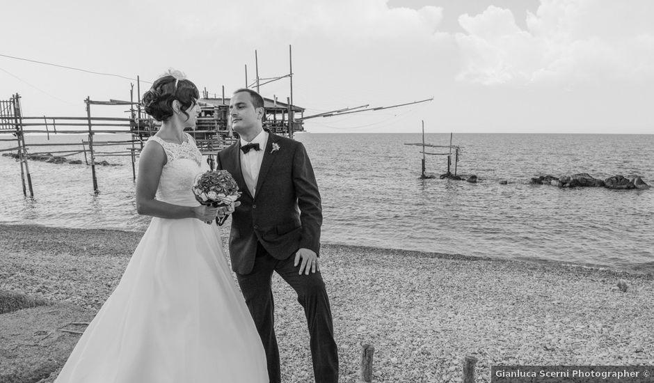 Il matrimonio di Fabio e Teresa a Lanciano, Chieti