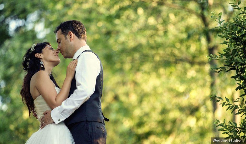 Il matrimonio di Alberto e Enza a Montorfano, Como