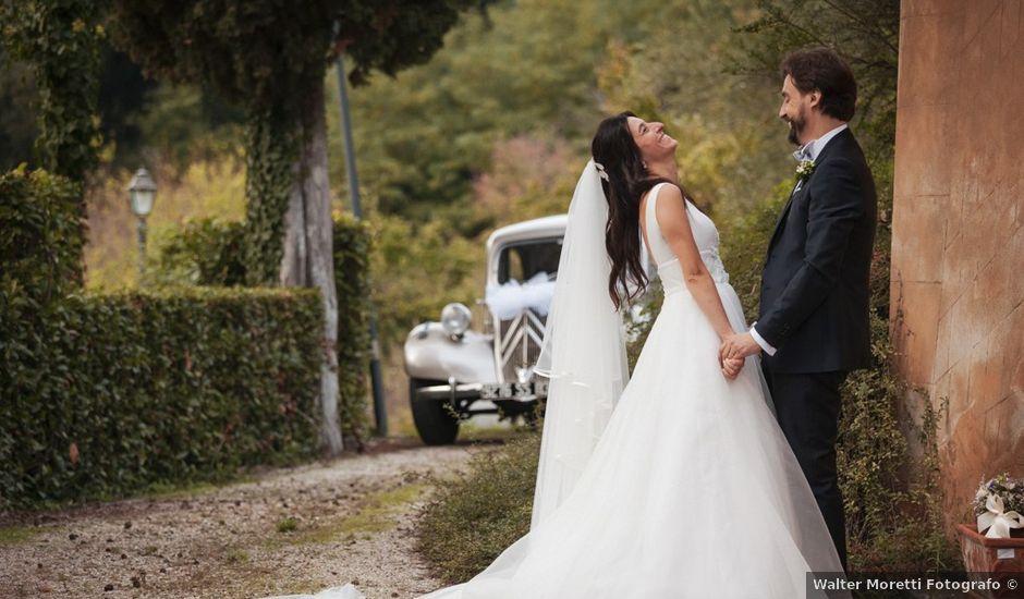 Il matrimonio di Alberto e Valentina a Pisa, Pisa