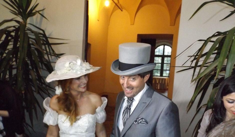 Il matrimonio di Andrea e Romina a Meda, Monza e Brianza
