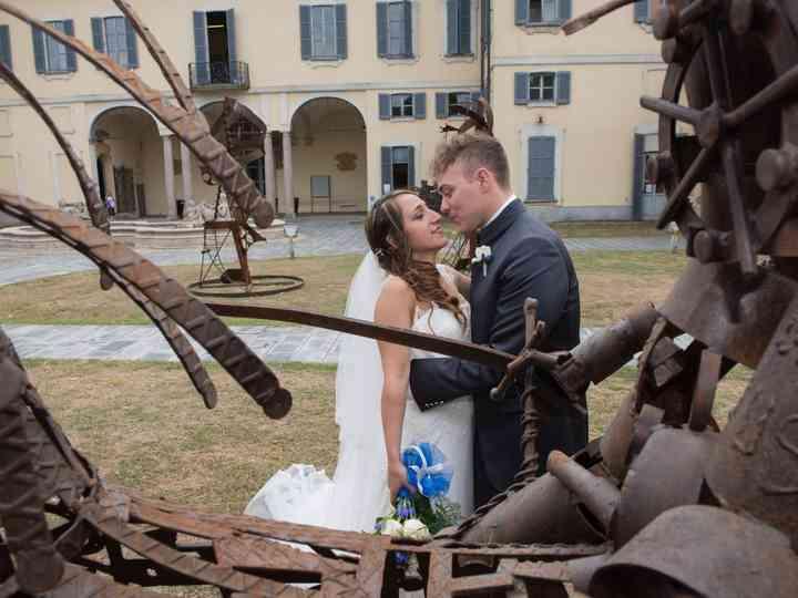 Le nozze di Rossella e Angelo
