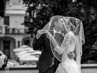 Le nozze di Tiziana e Amedeo