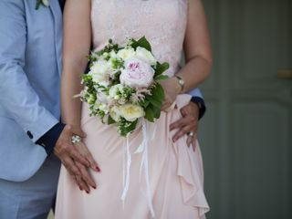 Le nozze di Natacha e Markus
