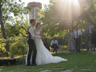Le nozze di Elisa e Loris 1
