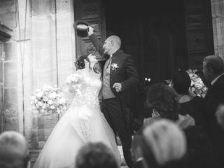 Le nozze di Melania e Toni