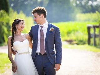Le nozze di Virginia e Edoardo