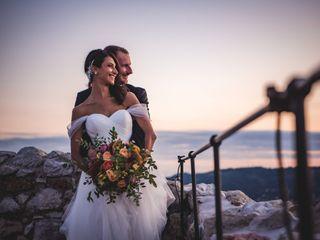 Le nozze di Amal e Alessandro