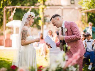 Le nozze di Magda e Adriano