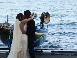 Le nozze di Ileana e Francesco